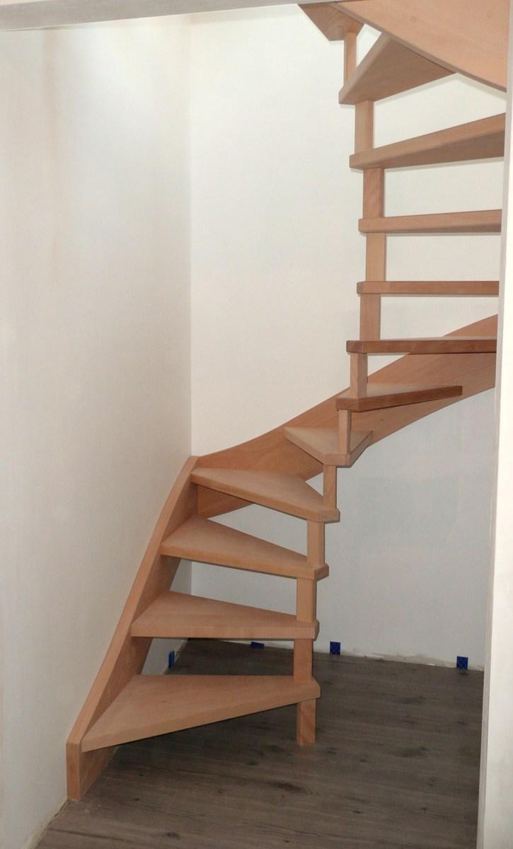 Escalier Eghezée | Menuiserie Maxence Antoine