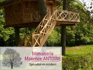 Menuiserie Maxence Antoine -  Réalisations diverses