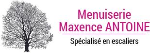 Menuiserie Maxence Antoine - Menuiserie générale et escaliers sur mesure